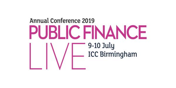 Public Finance Live   Annual Public Finance Conference 2019